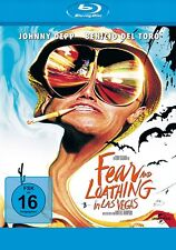 Fear and Loathing in Las Vegas - (Johnny Depp) - BLU-RAY-NEU