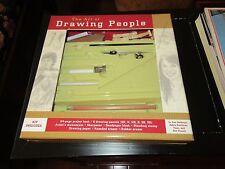The Art of Drawing People Kit , Vintage