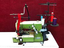 Rimoldi Elasticator Lace Attacher Chain Stitch Industrial Sewing Machine