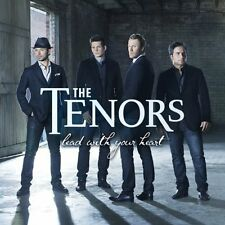 THE TENORS CD - LEAD WITH YOUR HEART (2013) - NEW UNOPENED - CANADIAN TENORS