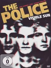 The Police, Visible Sun (Live USA & Japan) DVD BRAND NEW  Musica Monette, Canada