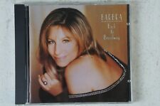 Barbra Streisand back to Broadway cd64