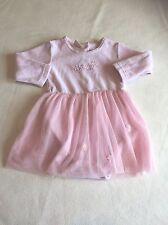 Baby Girls Clothes 9-12  Months - Pretty Girl Velour Tutu Dress