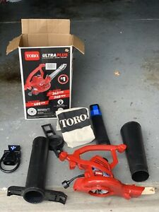OPENBOX Toro 51621 UltraPlus Leaf Blower Vacuum Variable-speed up to 260 MPH