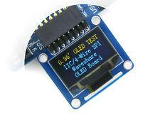0.96inch OLED Display Module (A) 128*64 SSD1306 SPI I2C with horizontal pinhead
