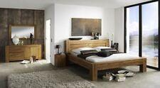 Schlafzimmermöbel-Sets mit Spiegel aus Eiche