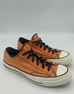 Converse Chuck Taylor All Star 70 Ox Vince Staples Orange Shoes Big Theory M7.5