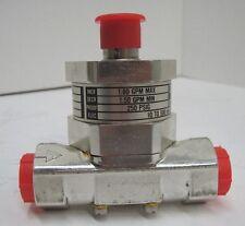 ITT Aerospace Controls 158F86-3 5974744-3 FLOW SWITCH