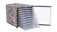 Food Dehydrator 10 Tray Realtree Xtra Camouflage Home Appliance Non Stick 800W
