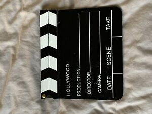 Holywood Clapperboard