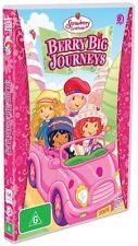 Strawberry Shortcake Berry Big Journeys BRAND NEW Region 4