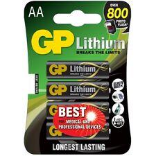 20 x GP Lithium AA L91 LR6 15LF 1.5V Batteries