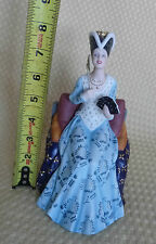 VINTAGE ISABELLA OF BAVARIA FIGURINE QUEEN OF FRANCE HAMILTON COLLECTION