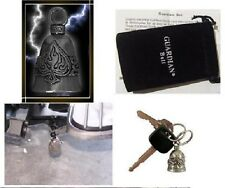TRIBAL SPADE MOTORCYCLE BIKER GUARDIAN BELL PROTECT YOUR RIDE FROM EVIL SPIRITS