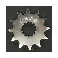 PBI 12T Front Sprocket for Yamaha 1999-17 YZ 250 250X 450F 450FX KX250 756-12