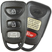 Oem Factory Keyless Remote Key Entry Fob Transmitter For 95430-3Q000
