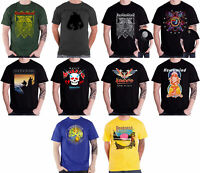 Official Hawkwind T Shirt Warrior On The Edge Space Ritual Doremi mens new