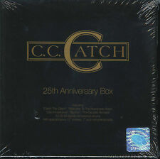 C.C. CATCH - 25th Anniversary [5CD] - Selten!