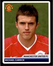 Panini Champions League 2006-2007 Michael Carrick Manchester United  No. 67