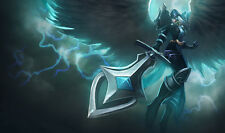 League of Legends   NA   1-15 lvl   Judgment Kayle