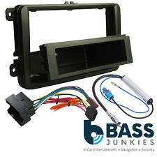 Volkswagen Golf 2004-08 MK5 Car Stereo Single Din Fascia & Fitting Kit FP-17-03