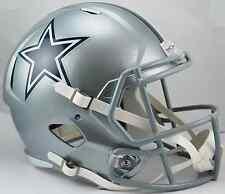 DALLAS COWBOYS NFL Riddell SPEED Full Size Replica Football Helmet