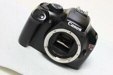 Canon EOS Rebel T3 / EOS 1100D DSLR Black Body SUPERB