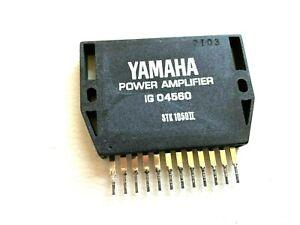 IG04560 Power Amplifier + Heat Sink Compound Original YAMAHA