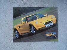 Lotus Elise Photo Card - Mint