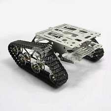 Robot tank Chassis Track Arduino Tank Chassis (Shipped from USA) Fast