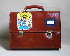 Battle of the Planets SCHOOL BOOK BAG NEW MADE IN GREECE 80'S PLASTIC GREEK RARE