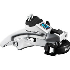 Shimano Umwerfer TourneyTX 8fach TopSwing 66-69°, DUAL-PULL