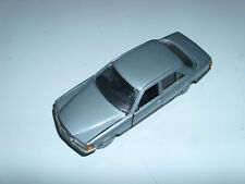 Vintage NZG MERCEDES-BENZ Gray 280 380 500 S/SE/SEL Car Model 1:35 Germany #200