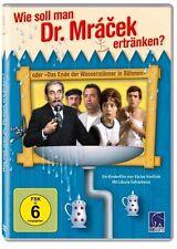 Wie soll man Dr. Mracek ertränken? Libuse Safránková DVD Neu!