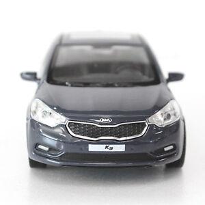 [Kia Toys] Minicar 1:38 Scale Diecast Miniature Blue For 13 14 Kia Forte : K3