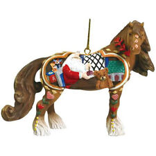 Santa's Workshop Clydesdale Horse of a Different Color Ornament