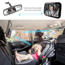 Baby Car Seat Rear View Mirror Facing Back Infant Kids Child Toddler Ward Safety