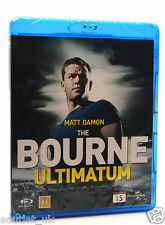 The Bourne Ultimatum BLU-RAY Région B NEUF scellé