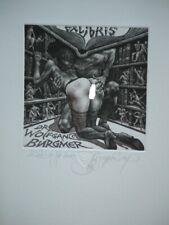LOVE BY THE BOOK-JULIAN JORDANOV* 1965 BULGARIA- EXLIBRIS 14/30 III signed2004