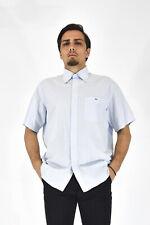 LACOSTE Camicia Multicolore Stile Casual In Cotone Taglia 43 - XL Uomo Man