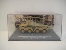 ALTAYA 1:72. Tank Tanque . SCHWERER PANZERSPAHWAGEN (8Rad) sd kfz 232