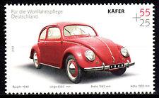 2292 postfrisch BRD Bund Deutschland Jahr 2002 VW Käfer Auto Oldtimer Verkehr