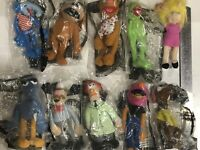 The Muppets McDonald's Happy Meal Toys x 10 2003 Bulk Lot Jim Henson