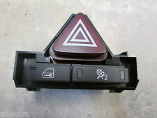 2007-2014 Vauxhall Corsa D Luz De Advertencia De Peligro Interruptor De Bloqueo Central 13189529