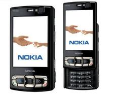 Nokia N95 / SCHWARZ / 8GB / NEUWERTIG / SIMLOCKFREI