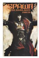SPAWN THE DARK AGES 14, VF/NM, TODD MCFARLANE AND IMAGE (SHIPS FREE) *