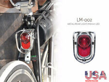 Kiley For Vintage Classic City Tour Bicycle Rear / Tail LED Light LM-002 To USA