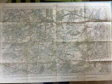 Militärkarte 1868/1921 MOLL/Arendonk/Lommel/Exel/Neerpelt/Olmen-Zinkografie