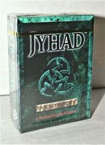 JYHAD WIZARDS OF THE COAST STARTER DECK New Sealed