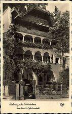 Salzburg Österreich alte AK ~1940 Patrizierhaus Patrizier Haus Bauwerk Gebäude